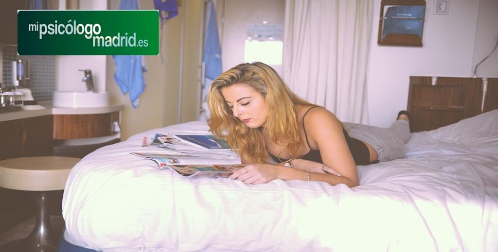 adolescente tumbada anorexia