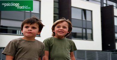 niños con problema de conducta