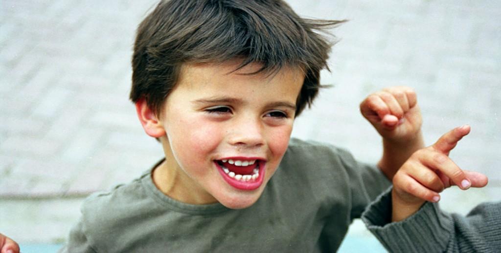 niño con conducta inadecuada