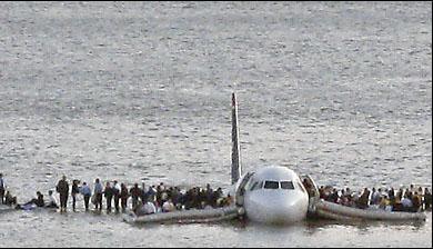 piloto aterrizaje