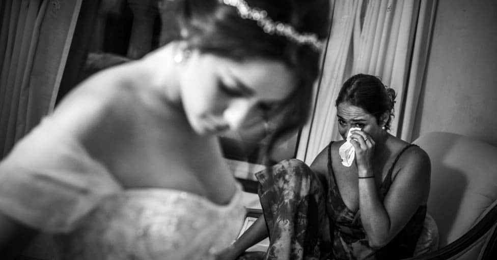 ansiedad ante la boda